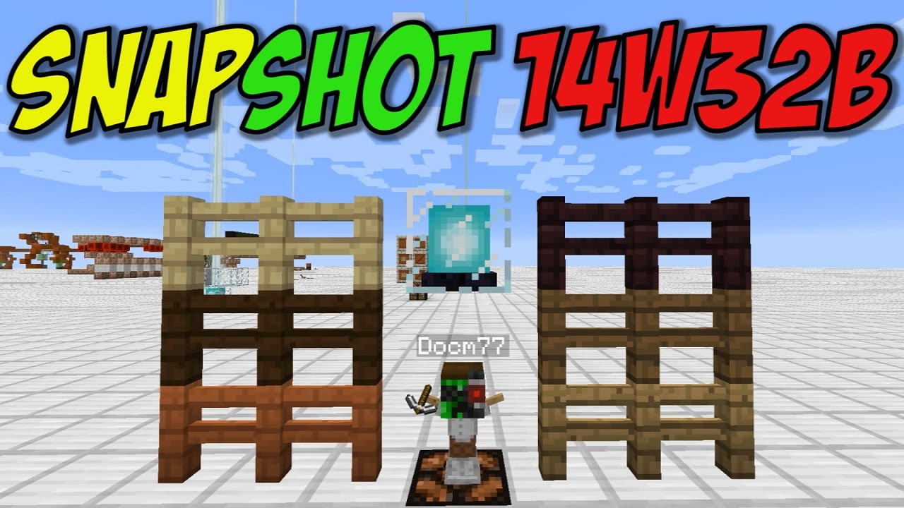 minecraft fence recipe. Minecraft 1.8: Snapshot 14w32b - More Fence Colors \u0026 Disco Beacons YouTube Recipe G