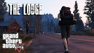 GTA 5: The Lodge (Horror Machinima)