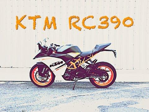 2015 KTM RC 390 Test Ride : ขี่ทดสอบ เคทีเอ็ม อาร์ซี 390 ใหม่