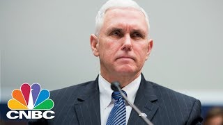 North Koreans Canceled Meeting With U.S. Vice President Mike Pence At Winter Olympics | CNBC thumbnail