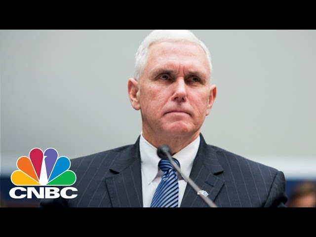 North Koreans Canceled Meeting With U.S. Vice President Mike Pence At Winter Olympics | CNBC