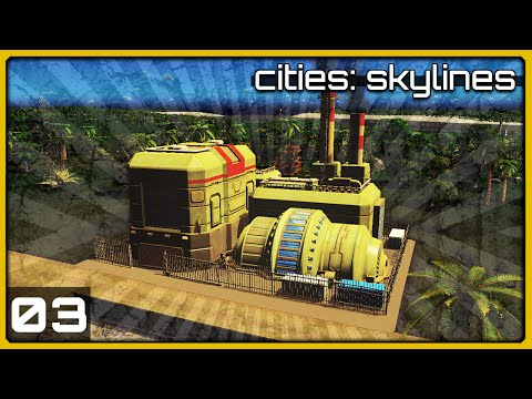 Cities Skylines | Ep 03 || INDUSTRIAL SPECIALISATION!