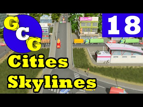 Cities Skylines - Welcome to the Slums! - Episode 18