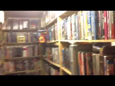 Largest Film Collection? 15,000 Movies. DVD's/Blu-ray's., Etc...