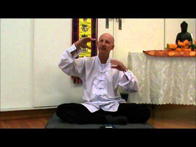 Guided Meditation Class 26 - Stephen Procter