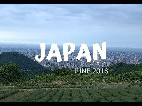 Travel Vlog | Japan Part 1
