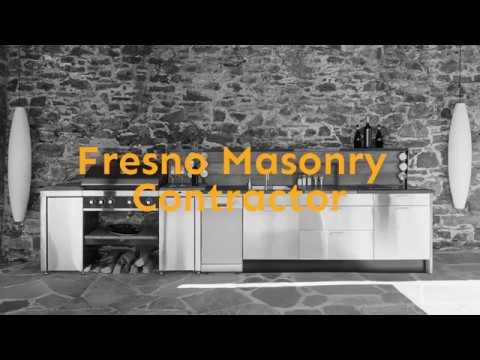 Fresno Masonry Contractor - Call (559) 321-2148 - Brick Block & Stone Masonry