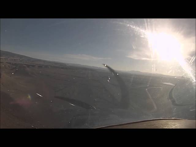 Westwinds Airport (D17) Landing rwy4. (Delta, CO #18 of 67)