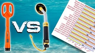 All New Scuba Tector from Deteknix Review Part 3 - Scuba Tector VS Vibra-Tector 730