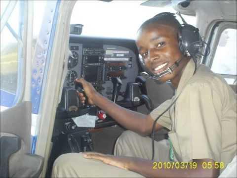 Jamaican Teens In Aviation