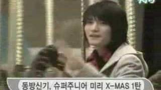 Jaejoong on the roundabout