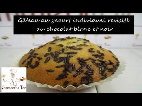 gâteau-au-yaourt-individuel-revisité-au-chocolat-blanc-et-noir-par-commentfait-ton