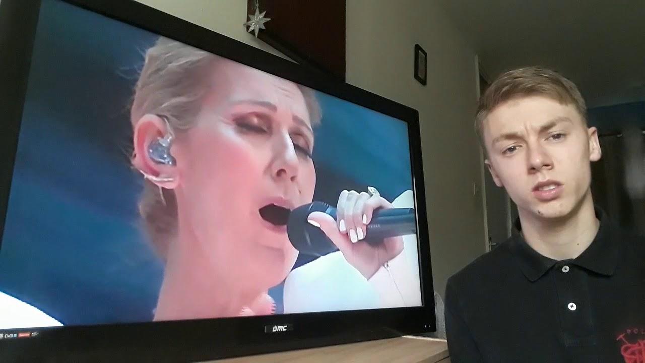 Celine Dion Live 2017 - YouTube