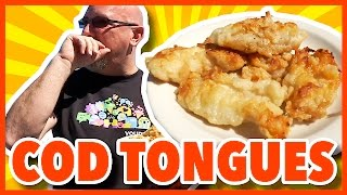 Cod Tongues and Scrunchions Review in Twillingate, Newfoundland