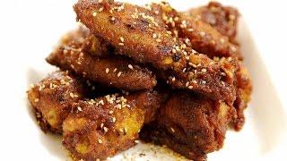 Chicken Hot Wings Recipe   How To Make Chicken Hot Wings   Crispy Chicken Wings   Varun Inamdar
