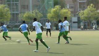 Schillaci treina equipa composta por jovens migrantes - sport