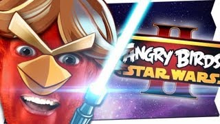 BRUTALES WISSENS BATTLE! - Angry Birds Star Wars 2 GameTime (mit Bestrafung!)