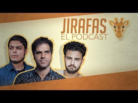 ERNESTO SEVILLA con David Sainz y Juan Amodeo | Jirafas #5 | Playz