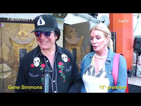 Gene Simmons at Stephen King