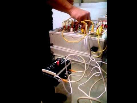 monotron modificado con cv (pitch y vcf), gate y feedback loop