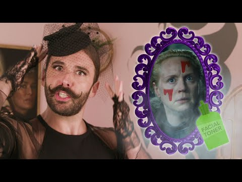 Hair Tips For Brienne of Tarth with Jonathan Van Ness