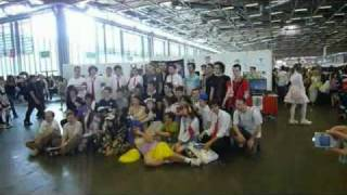 Stand Brigade SOS Japan Expo 2009