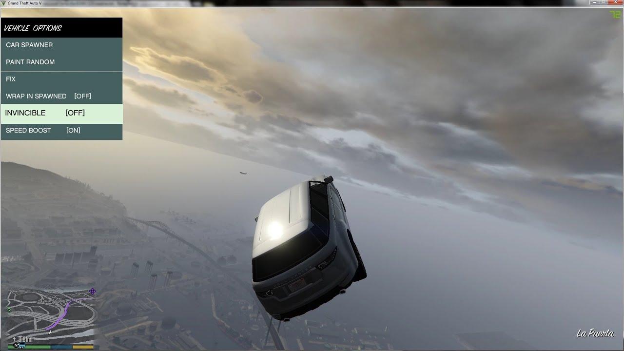 GTA X Scripting: GTA V PC Native Trainer + Scripthook + ASI