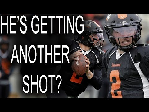 Johnny Manziel Balls Out In Spring League Finale! NFL COMEBACK IMMINENT? (Spring League Highlights)