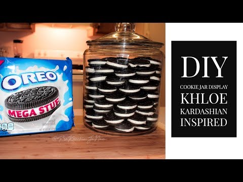 Khloe Kardashian Cookie Jar Cool Khloe Kardashian Cookie Jar By IAMPOSH