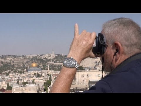 Discovering the Jerusalem of the past with the technology of the future