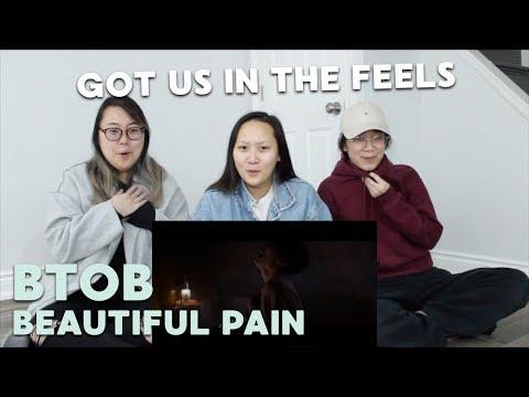 "MV REACTION   BTOB (비투비) ""아름답고도 아프구나 (Beautiful Pain)"""