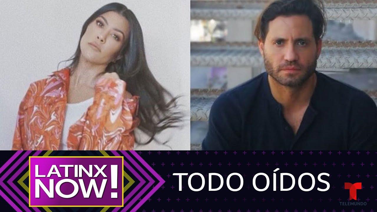 "Edgar Ramírez coquetea con Kourtney K. por ""The Undoing"" | Latinx Now! | Entretenimiento"