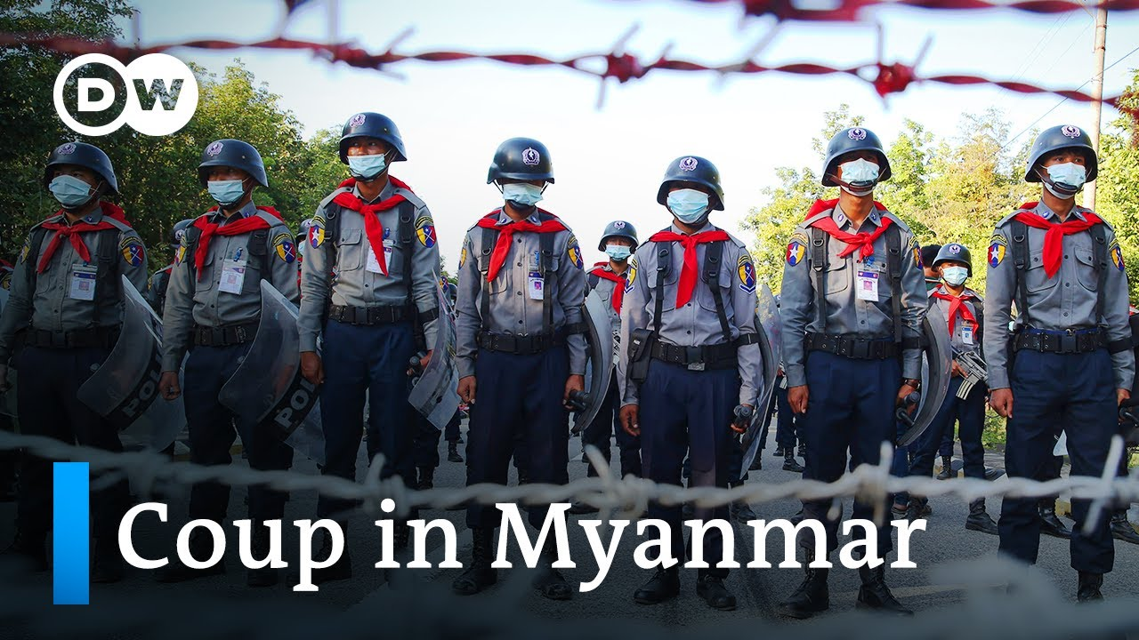 What is happening in Myanmar? The coup, explained.