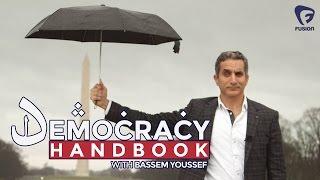 Democracy Handbook with Bassem Youssef • Trailer