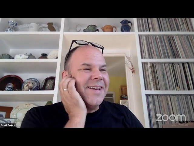 Tusk Virtual 2020 - David Grubbs