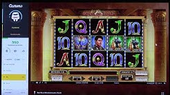 Book of Dead Slot Grand Real Race bei Casumo Online Casino