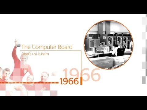 Jisc - 50 years in the making
