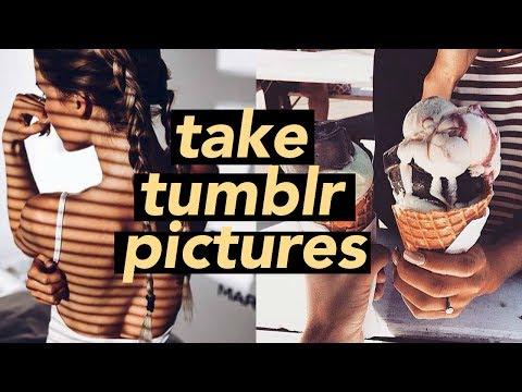 How to Take Better Instagram/Tumblr Photos!