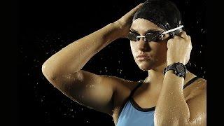 Garmin Swim Heart Rate Monitor Watch 2015