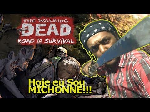 Walking Dead Sobrevivência: Eu sou a Verdadeira Michonne ? Você Escolhe Mobile no Pc - Omega Play