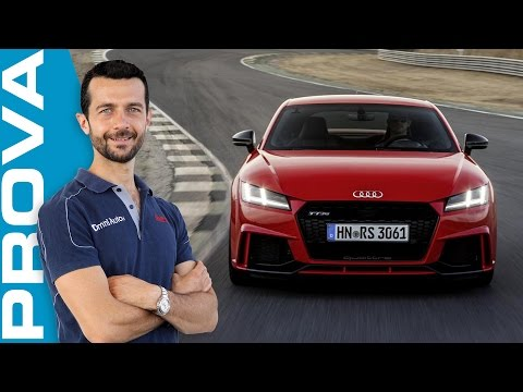 Audi TT RS | La prova su strada