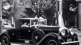 How Burke was Captured 1931