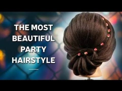 Quick and Easy Party Hairstyle | Learn Step by Step | Best Hairstyles | Apurvas