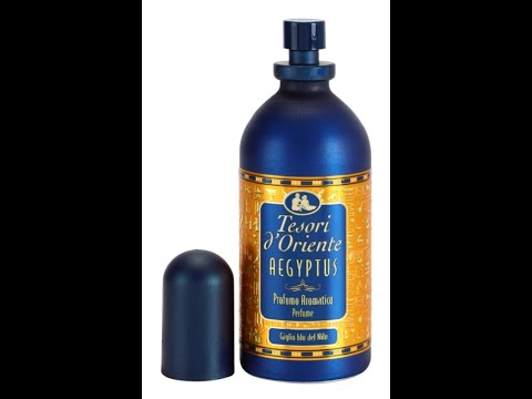 DE Tesori d'Oriente Aegyptus würzig blumig pudrig günstig Parfum Review from YouTube · Duration:  2 minutes 50 seconds