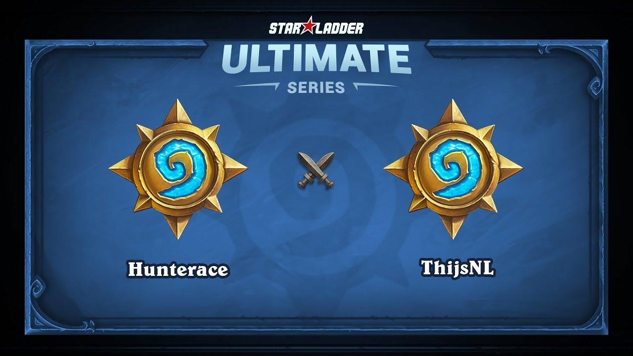 Hunterace vs Thijs, StarLadder Ultimate Series Winter
