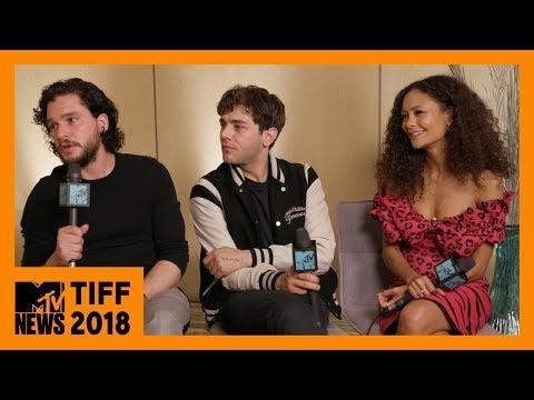 Xavier Dolan, Kit Harington & Thandie Newton on 'The Death and Life of John F. Donovan' | TIFF 2018