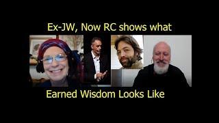 Ex-JW now RC talks Jordan Peterson, Jonathan Pageau, Icons, Feminism