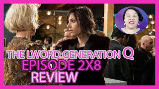 The L WORD Generation Q Episode 8 Review  So many cliff hangers! 