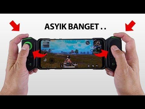 Main PUBGM Pake Gamepad BLACKSHARK 2 SKYWALKER Indonesia