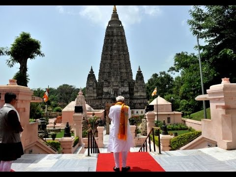 LIVE | Narendra Modi | Mahabodhi Temple Prayer | Bodh Gaya , Bihar !!!